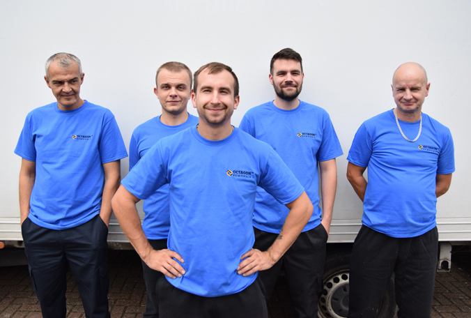 Islington Removals Team